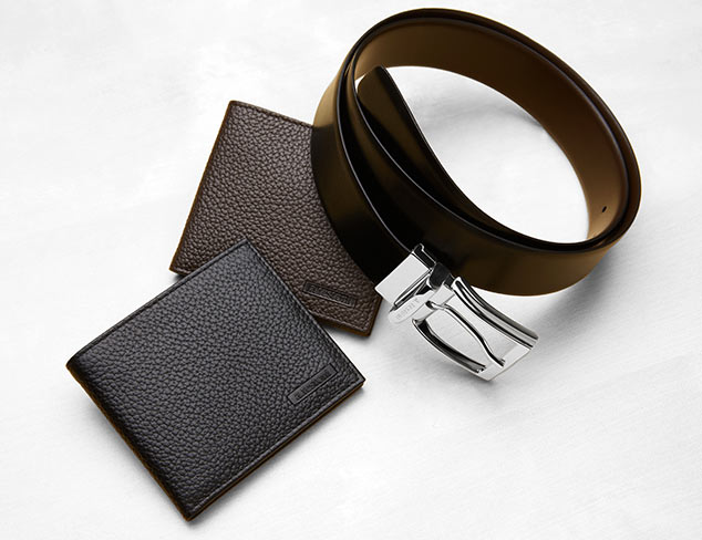 Up to 70% Off: Designer Belts & Wallets at MYHABIT