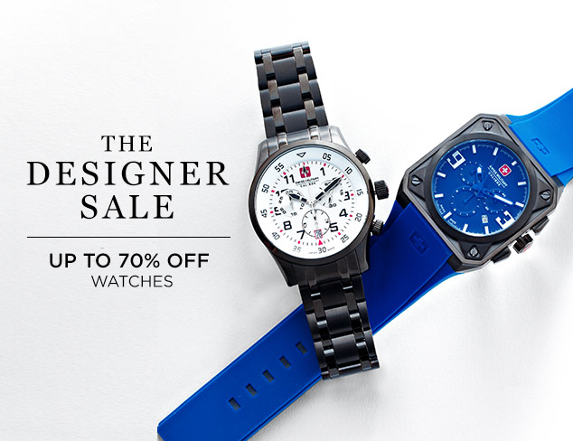 Up to 70% Off: Designer Watches at MYHABIT