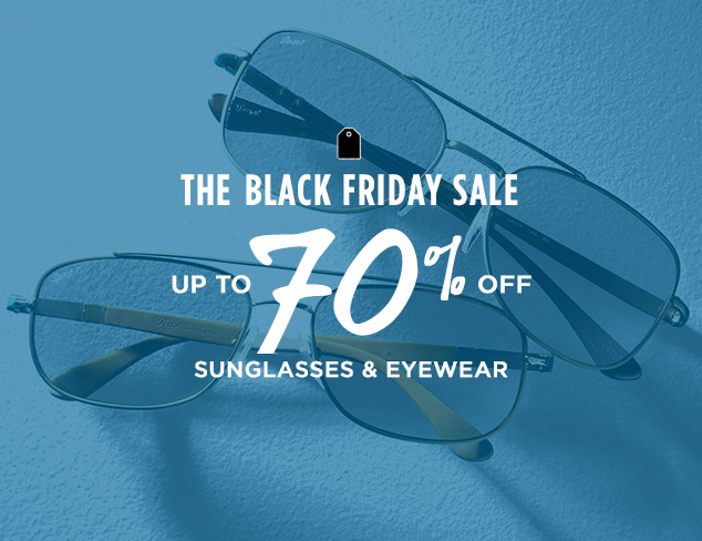 Up to 70% Off: Sunglasses & Eyewear at MYHABIT