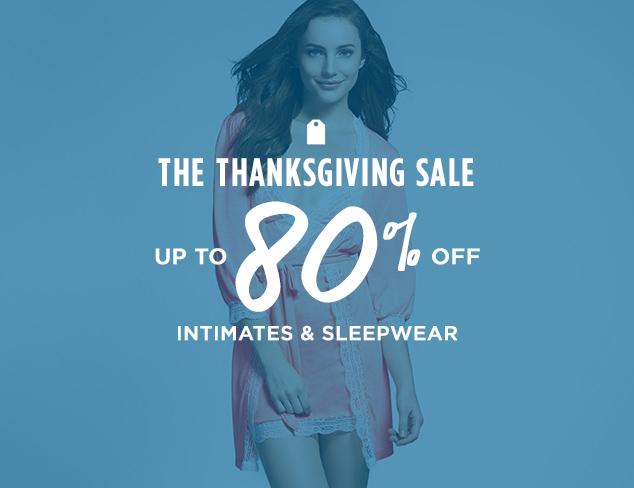 Up to 80% Off: Intimates & Sleepwear at MYHABIT
