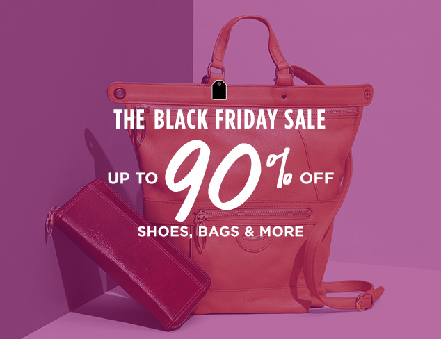 Up to 90% Off: Shoes, Bags & More at MYHABIT