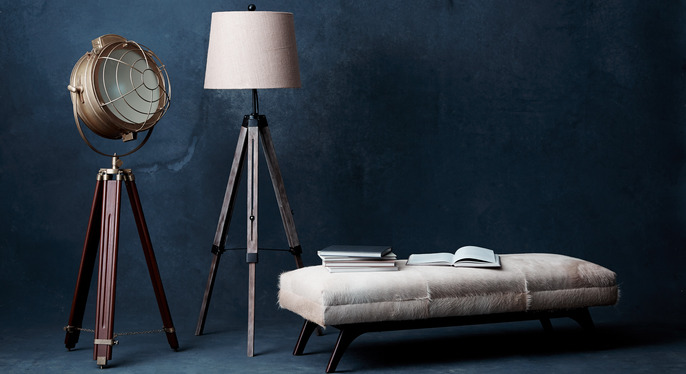 Updated-Rustic Lighting at Gilt
