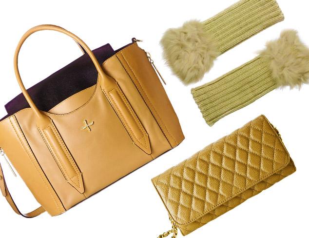 Warm Neutrals: Handbags & Accessories at MYHABIT