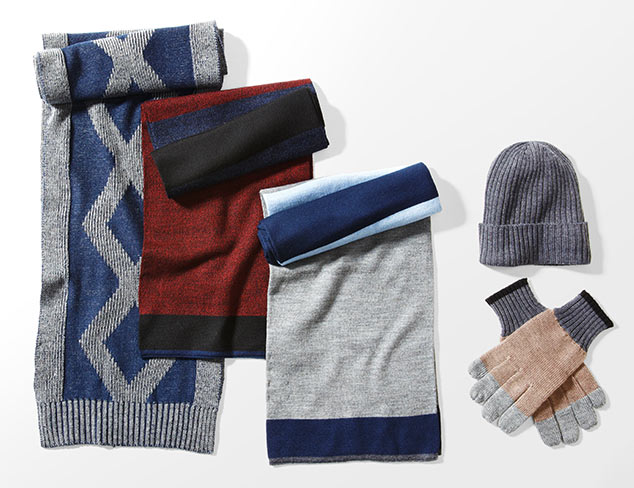 Winter Ready: Up to 80% Off Accessories at MYHABIT