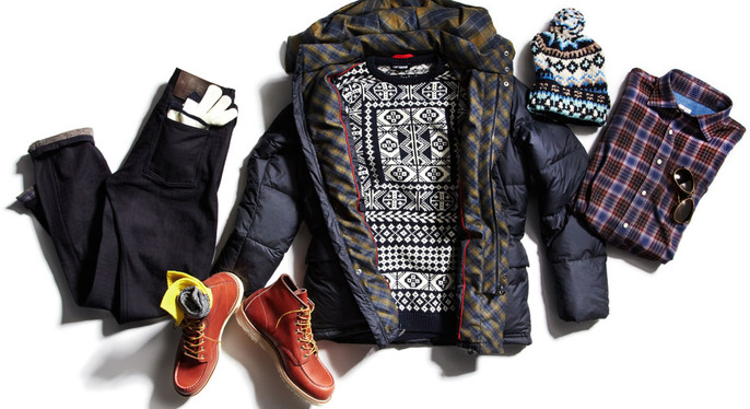 Winter Stock-Up at Gilt