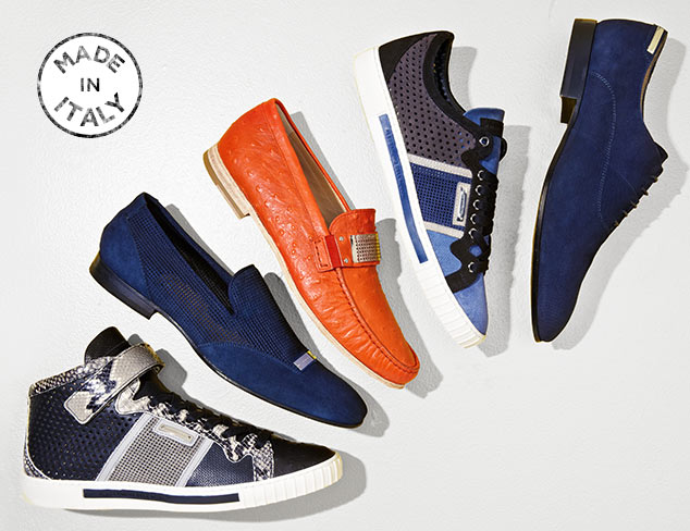 $199 & Under: Shoes Made in Italy at MYHABIT
