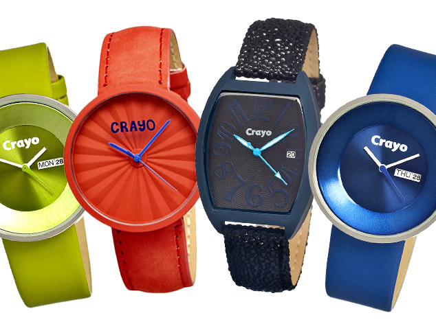 $29 & Under: Watch Gifts feat. Crayo at MYHABIT