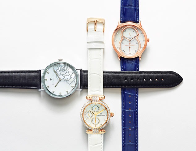 75% Off: Watches at MYHABIT
