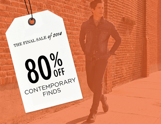 80% Off: Contemporary Finds at MYHABIT