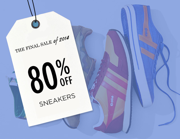 80% Off: Sneakers at MYHABIT