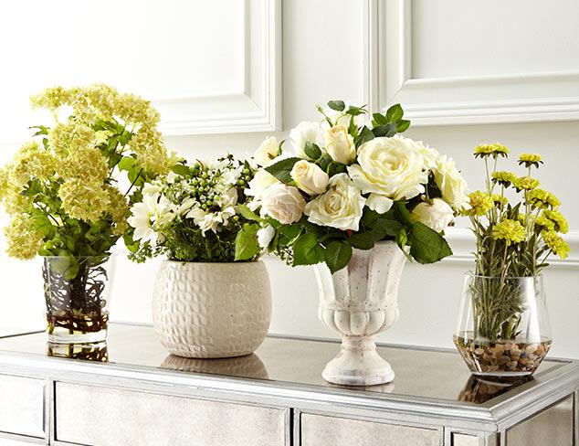 Always in Bloom: Faux Florals at MYHABIT