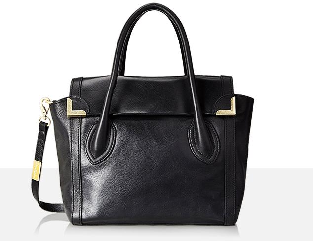 Back to Black: Handbags at MYHABIT