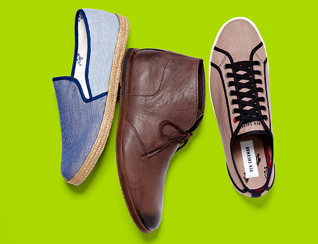 Ben Sherman Shoes & Boots at MYHABIT
