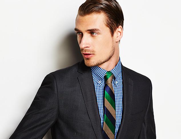 Ben Sherman Suiting & Neckwear at MYHABIT