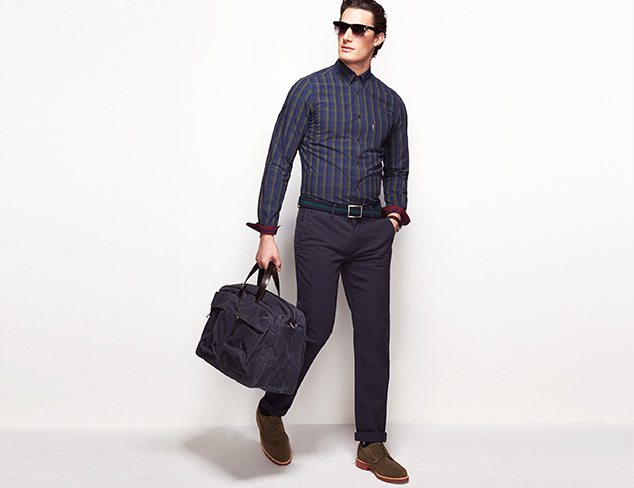 Ben Sherman at MYHABIT