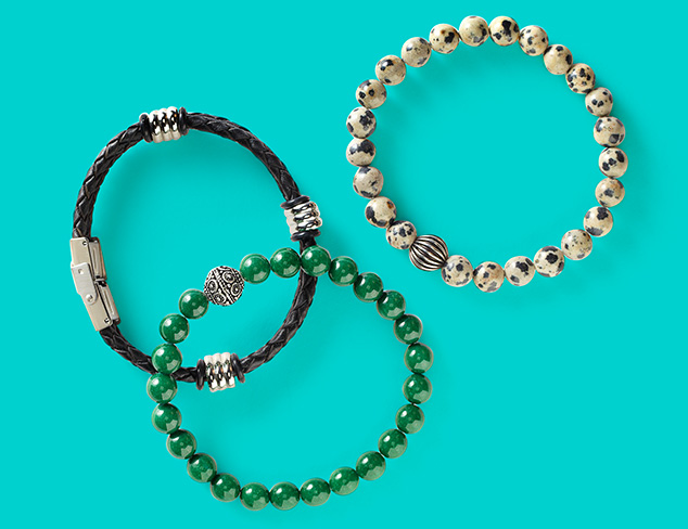 Edgy Extras: Jewelry & Watches at MYHABIT
