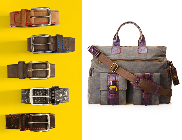 Extra Details: Bags & Belts at MYHABIT