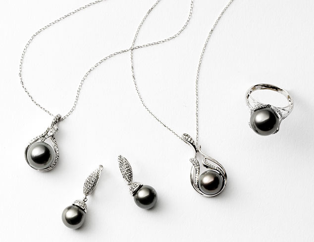 Fine Jewelry by Radiance Pearl & More at MYHABIT