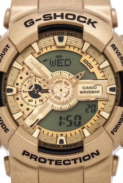 G-Shock GA110GD-9A X-Large Big Combi Watch_2