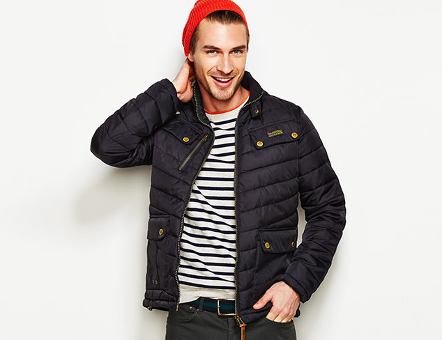 Geographical Norway Jackets at MYHABIT