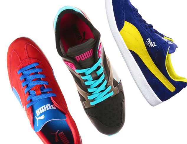 Get Moving: Sneakers feat. PUMA at MYHABIT