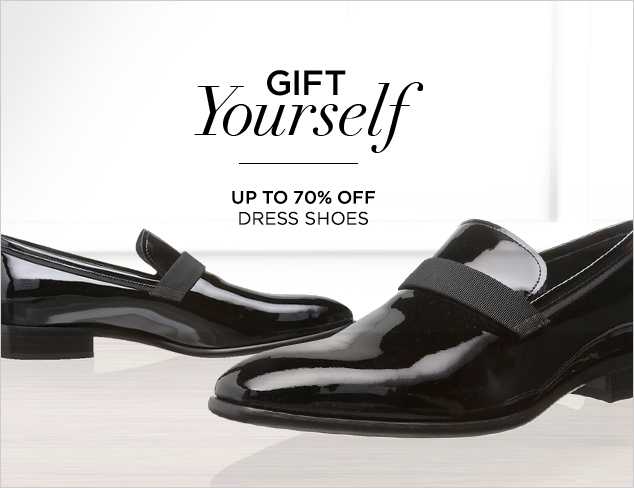 Gift Yourself: Up to 70% Off Dress Shoes at MYHABIT