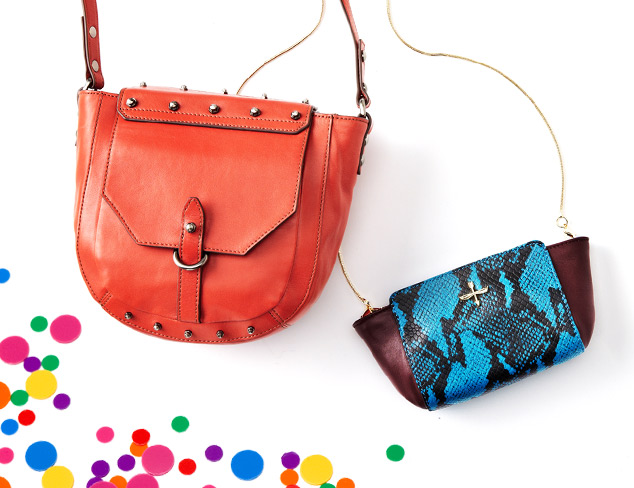 Handbag Favorites: Clutches to Totes at MYHABIT