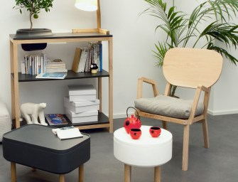 Bellila Eco-friendly Indoor Furniture in Bloom