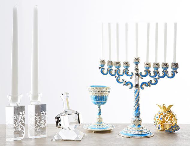 Last-Minute Hanukkah Prep at MYHABIT