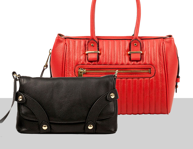 Linea Pelle Handbags at MYHABIT