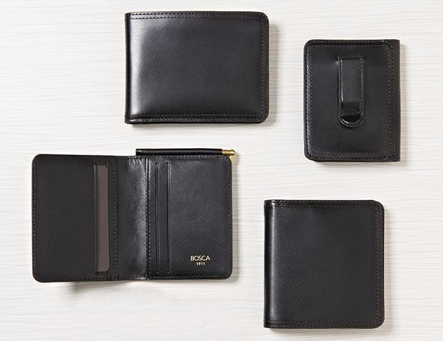 Little Luxuries: Wallets & Belts at MYHABIT
