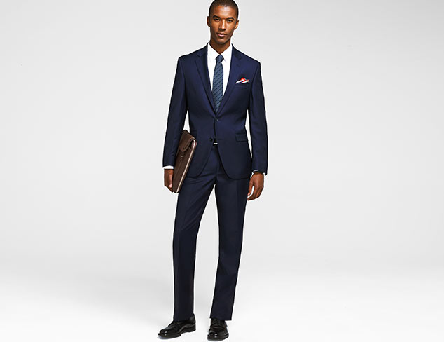 Look Sharp: Suiting feat. Kenneth Cole at MYHABIT