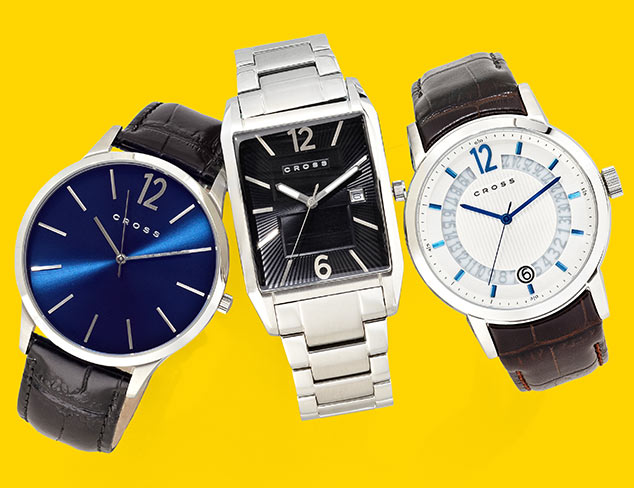 Office Holiday Party: Watches That Impress at MYHABIT