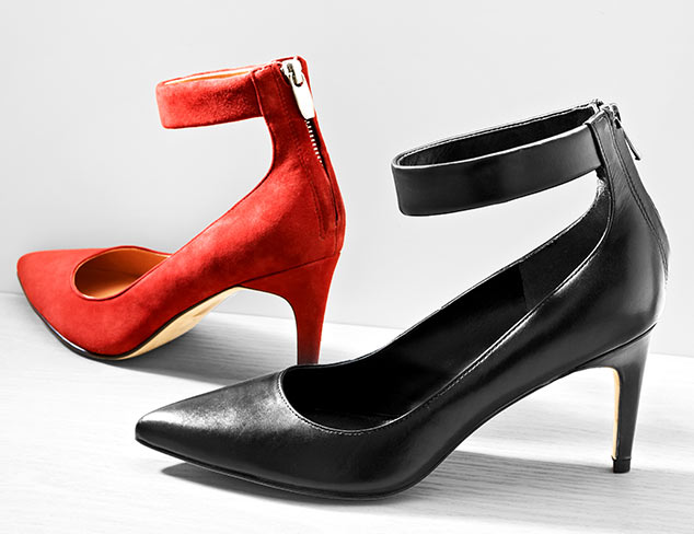 Shoes feat. Sigerson Morrison at MYHABIT