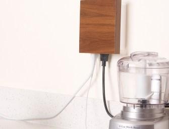 LivingPlug INLET Electrical Outlet