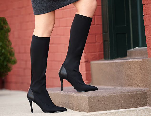 Up to 70% Off: Elastic Panel Boots at MYHABIT
