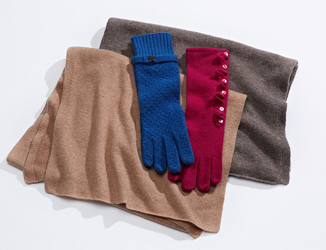 Warm Accessories at MYHABIT