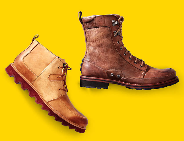 Winter Boots feat. Sorel at MYHABIT