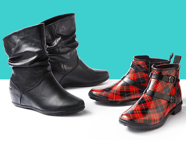 Winter Favorites: All-Weather Boots at MYHABIT
