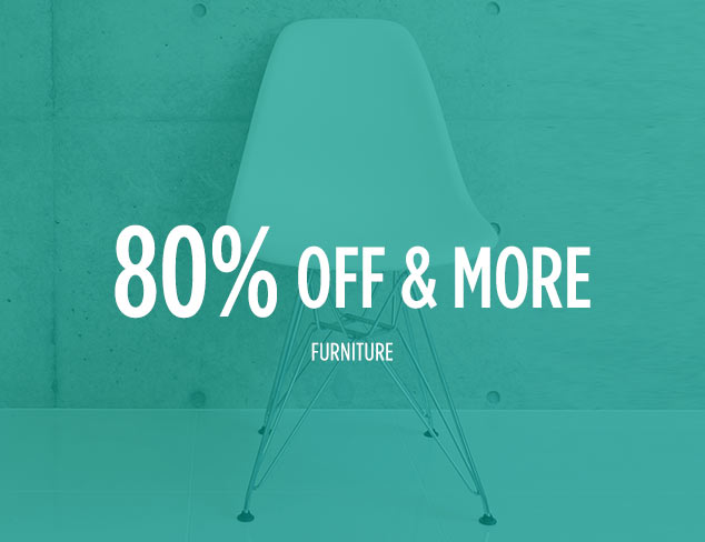 80% Off & More: Furniture at MYHABIT