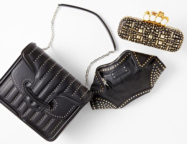 Alexander McQueen Handbags at MYHABIT
