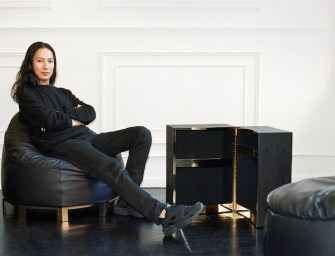Alexander Wang x Poltrona Frau Limited Furniture Collection