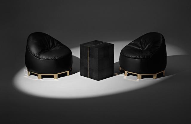 Alexander Wang x Poltrona Frau Limited Furniture Collection_1