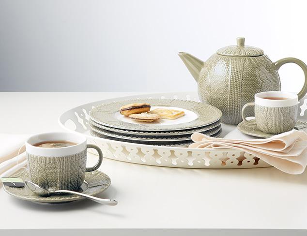 Breakfast Beverages: Coffee & Tea at MYHABIT