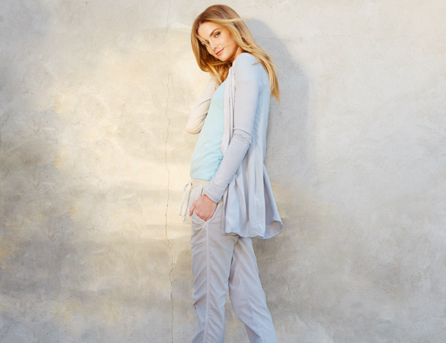 Chic Loungewear feat. James Perse at MYHABIT