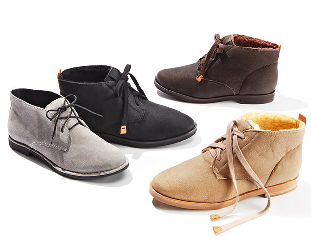 Chukkas & Lace-Up Boots at MYHABIT