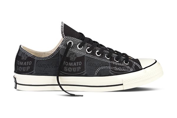 Converse Chuck Taylor All Star 70 Andy Warhol Campbells Soup lo