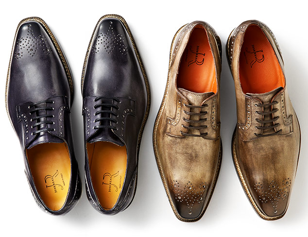 Dapper Dressing: Wingtips & Brogues at MYHABIT