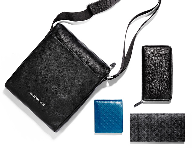 Emporio Armani Accessories at MYHABIT