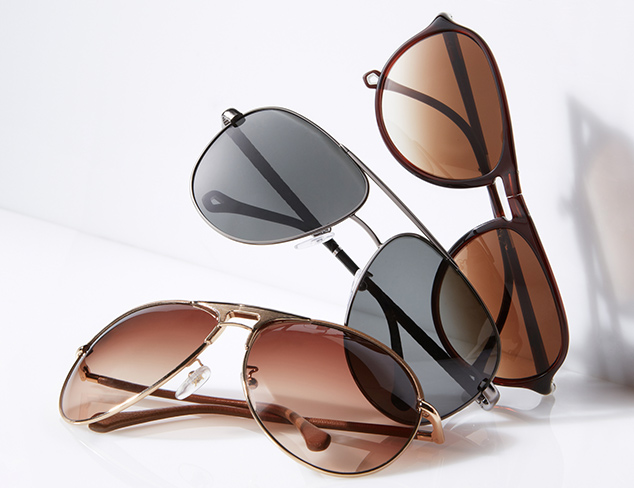 Ermengildo Zegna Sunglasses at MYHABIT